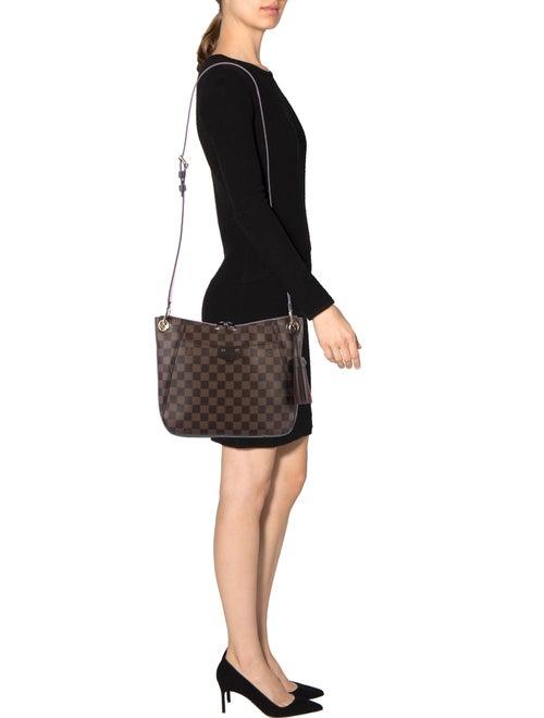 bf500319e7d63 Louis Vuitton 2017 Damier Ebene South Bank Besace - Handbags ...