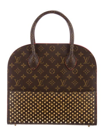 Louis Vuitton Iconoclasts Christian Louboutin Shopping Bag None
