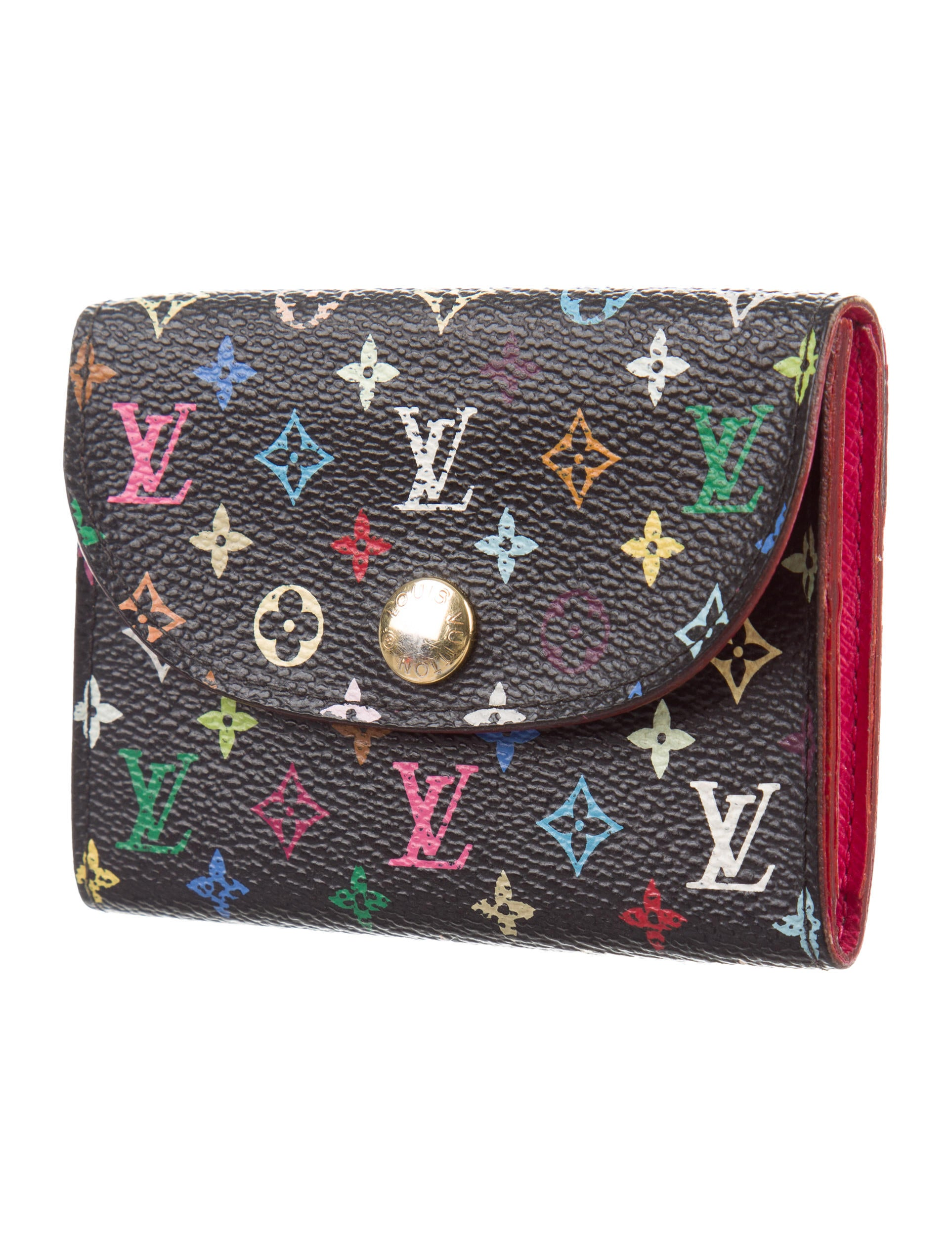 Louis vuitton multicolore business card holder for Louis vuitton multicolor business card holder