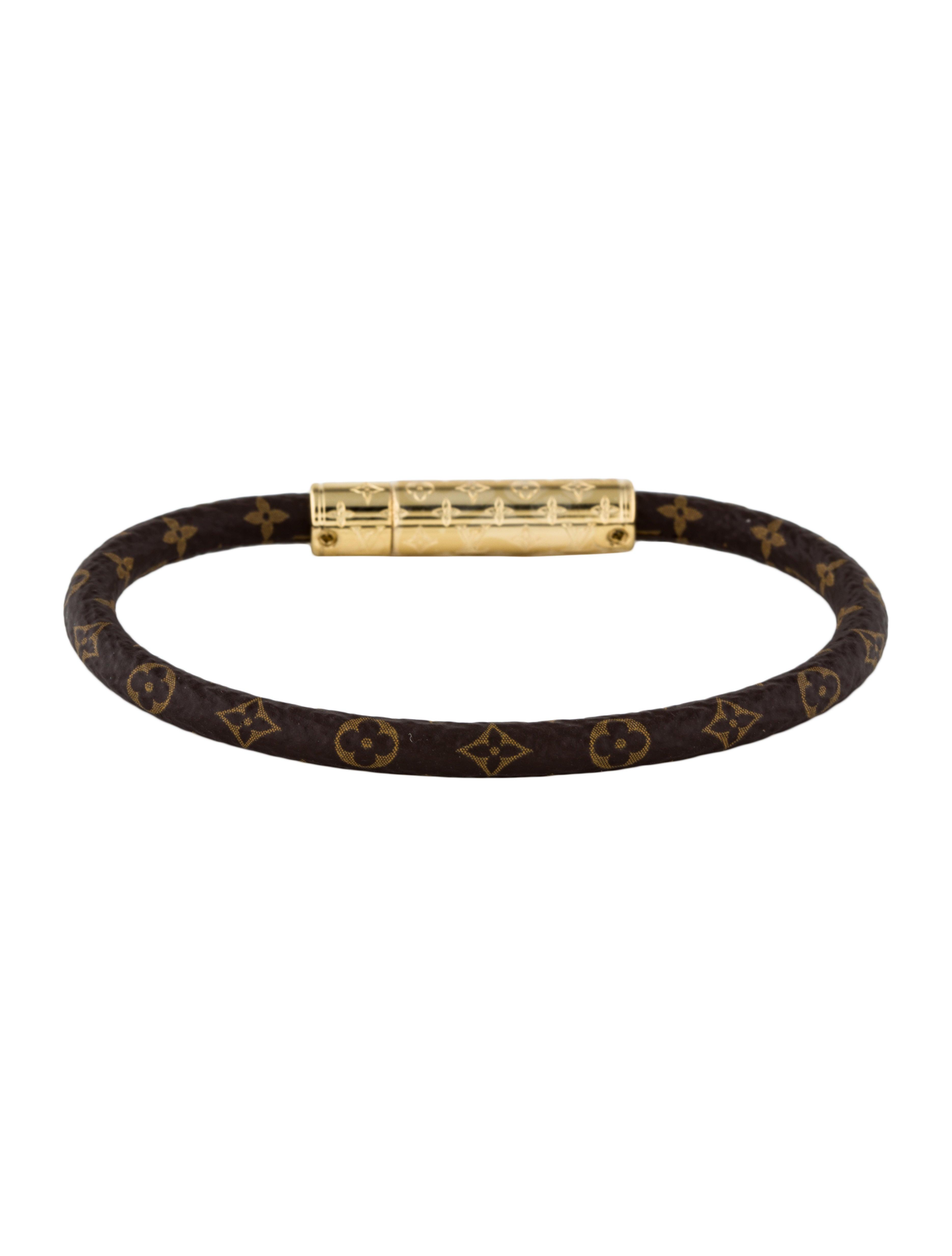64c05b60beda9 Louis Vuitton LV Confidential Bracelet - Bracelets - LOU140374