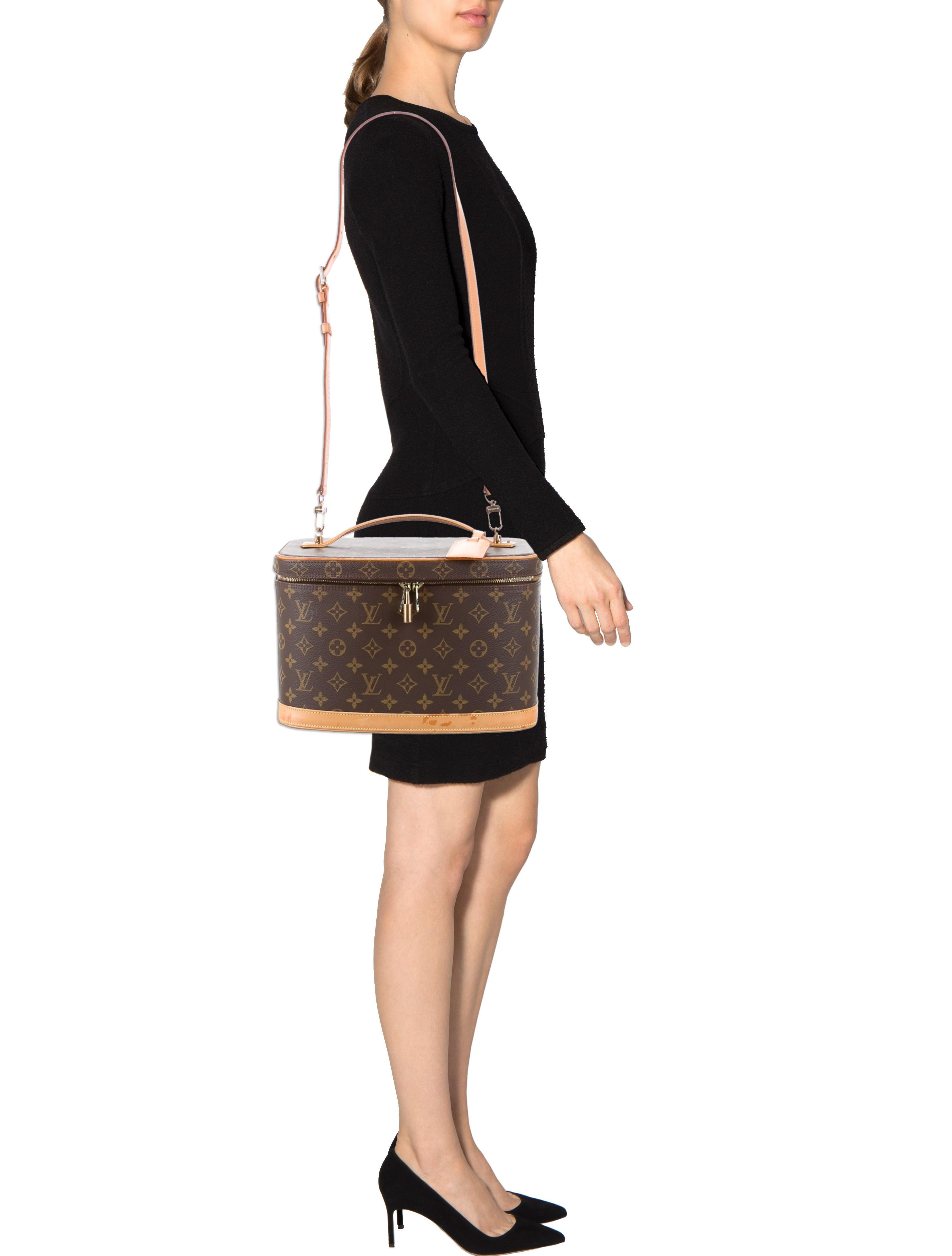 Louis Vuitton Monogram Nice Beauty Case Accessories