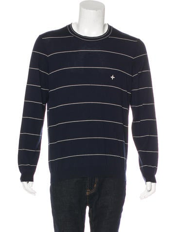 Louis Vuitton Cashmere-Blend Sweater None