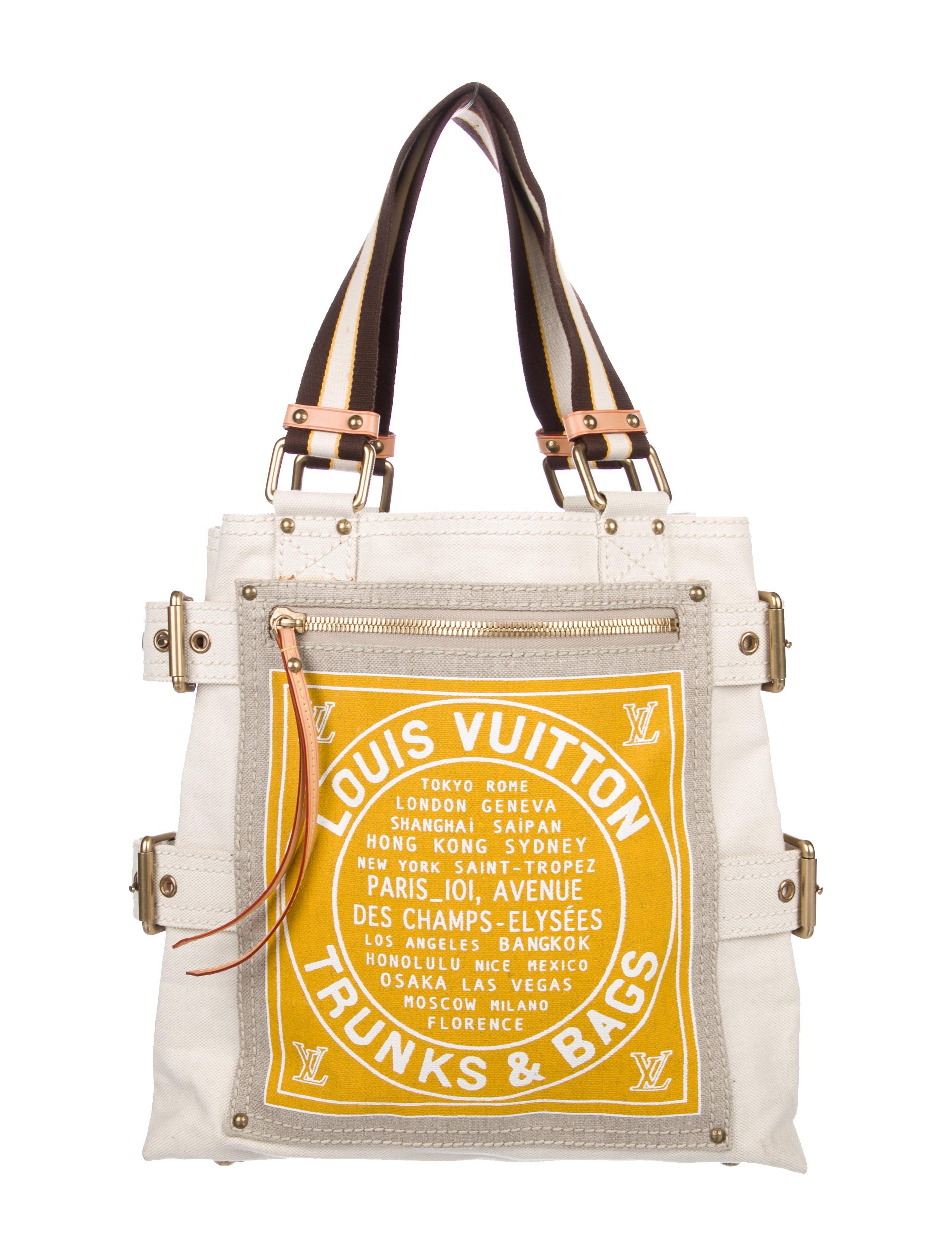 d9fe2c701717 Louis Vuitton Globe Shopper Cabas MM - Handbags - LOU144142