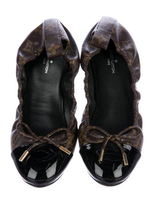 01e9f9a039b4 Louis Vuitton 2018 Flirty Ballerina Flats - Shoes - LOU145566