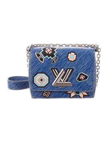 Louis Vuitton Epi Azteque Twist MM None