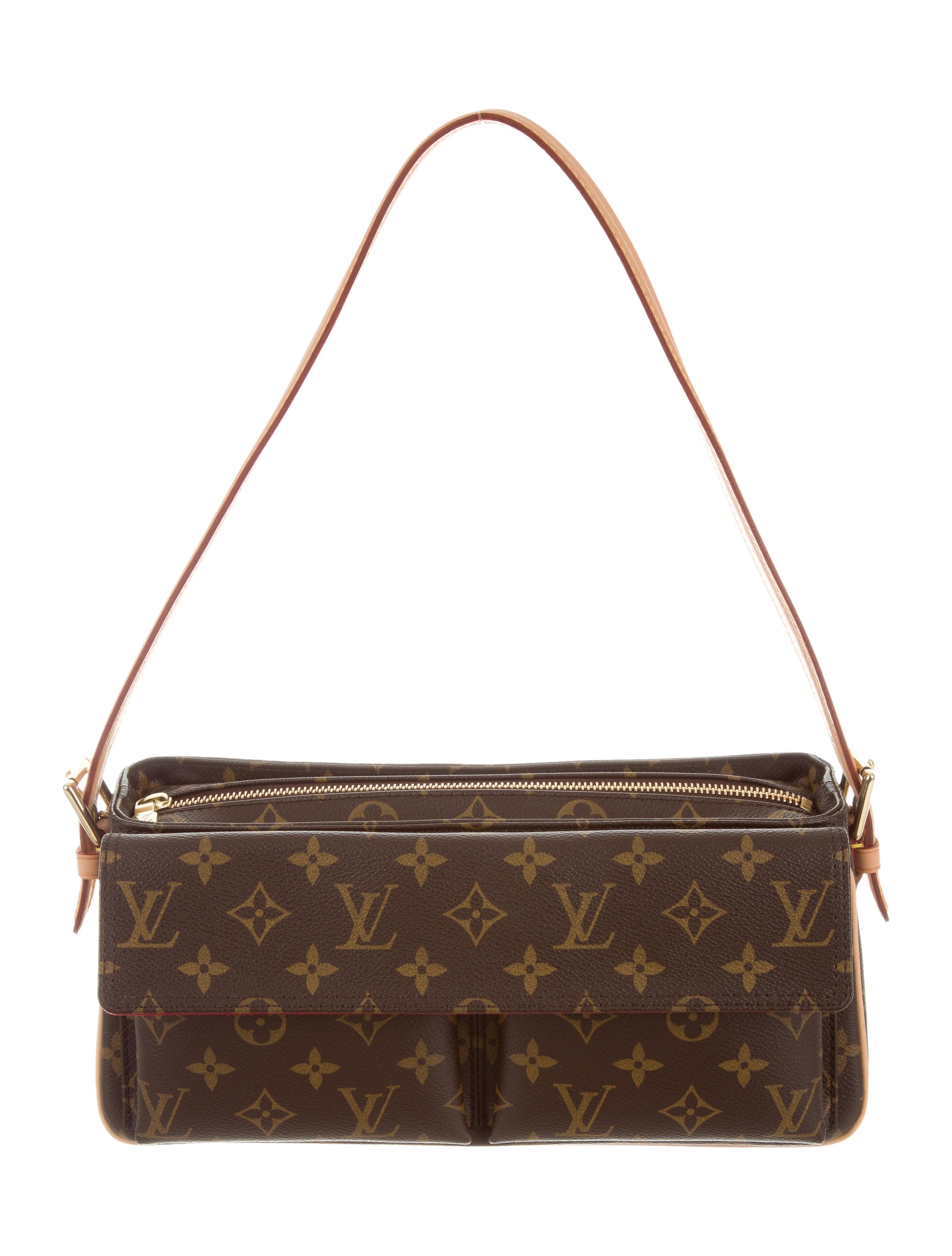 Louis Vuitton Monogram Viva Cité MM - Handbags - LOU146429   The ... 0325abae07