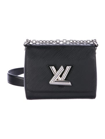 Louis Vuitton Epi Twist MM None