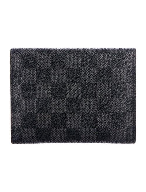 a4855ff63441 Louis Vuitton Damier Graphite Adjustable Organizer Wallet ...