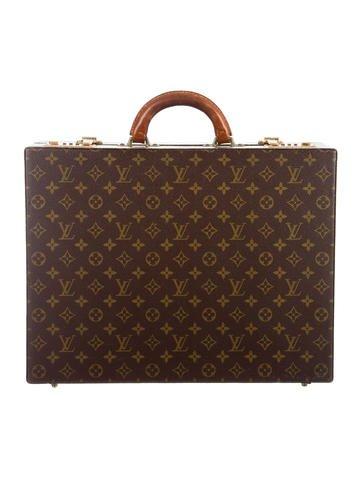 Louis Vuitton Vintage Monogram President Briefcase None