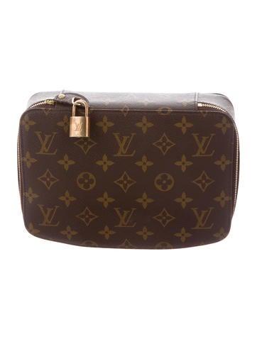 Louis Vuitton Louis Vuitton Monogram Monte Carlo 22 None