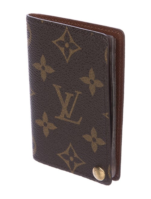 41440cac5ec4 Louis Vuitton Monogram Porte-Carte Credit Pression - Accessories ...