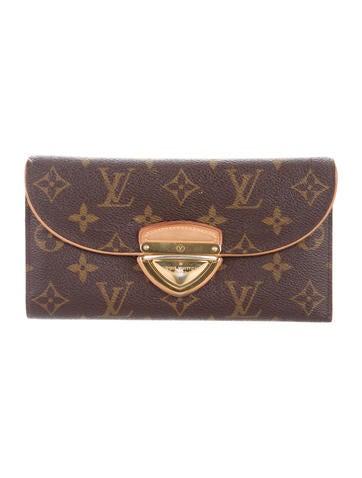 Louis Vuitton Monogram Eugenie Wallet None