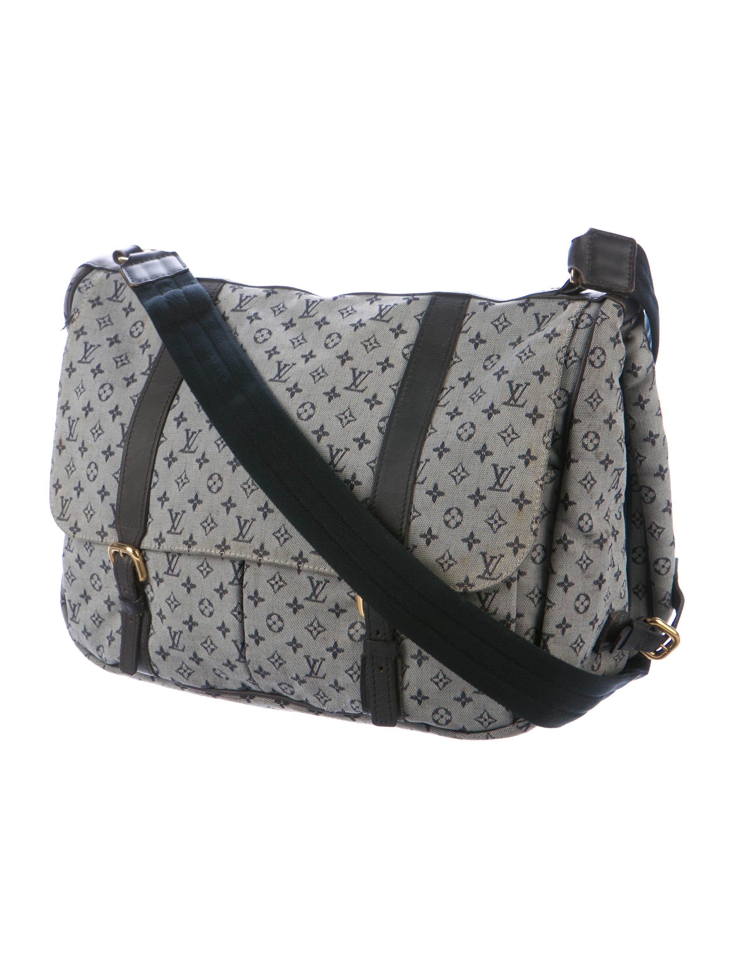 Mini Lin Sac A Langer Diaper Bag