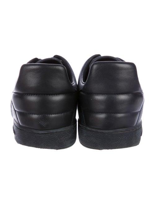 8b2fced1642 Louis Vuitton 2016 Frontrow Damier Cobalt Sneakers - Shoes ...