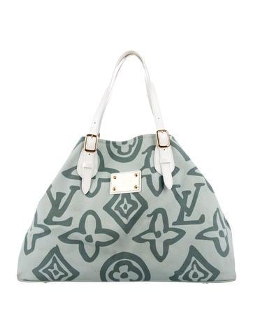 Louis Vuitton Tahitienne Cabas GM None