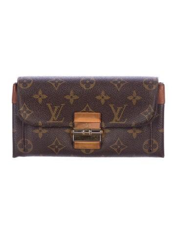 Louis Vuitton Monogram Elysée Wallet None