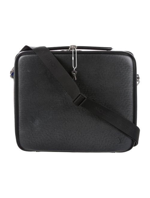 Louis Vuitton Taiga Odessa Briefcase black