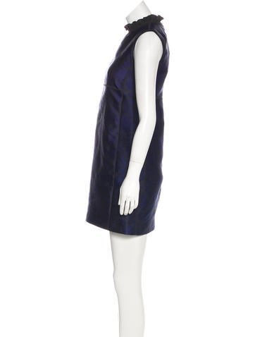 Jacquard Mini Dress w/ Tags