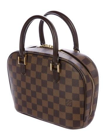 Louis Vuitton Damier Ebene Sarria Mini - Handbags - LOU151741  8c94cbd4cd