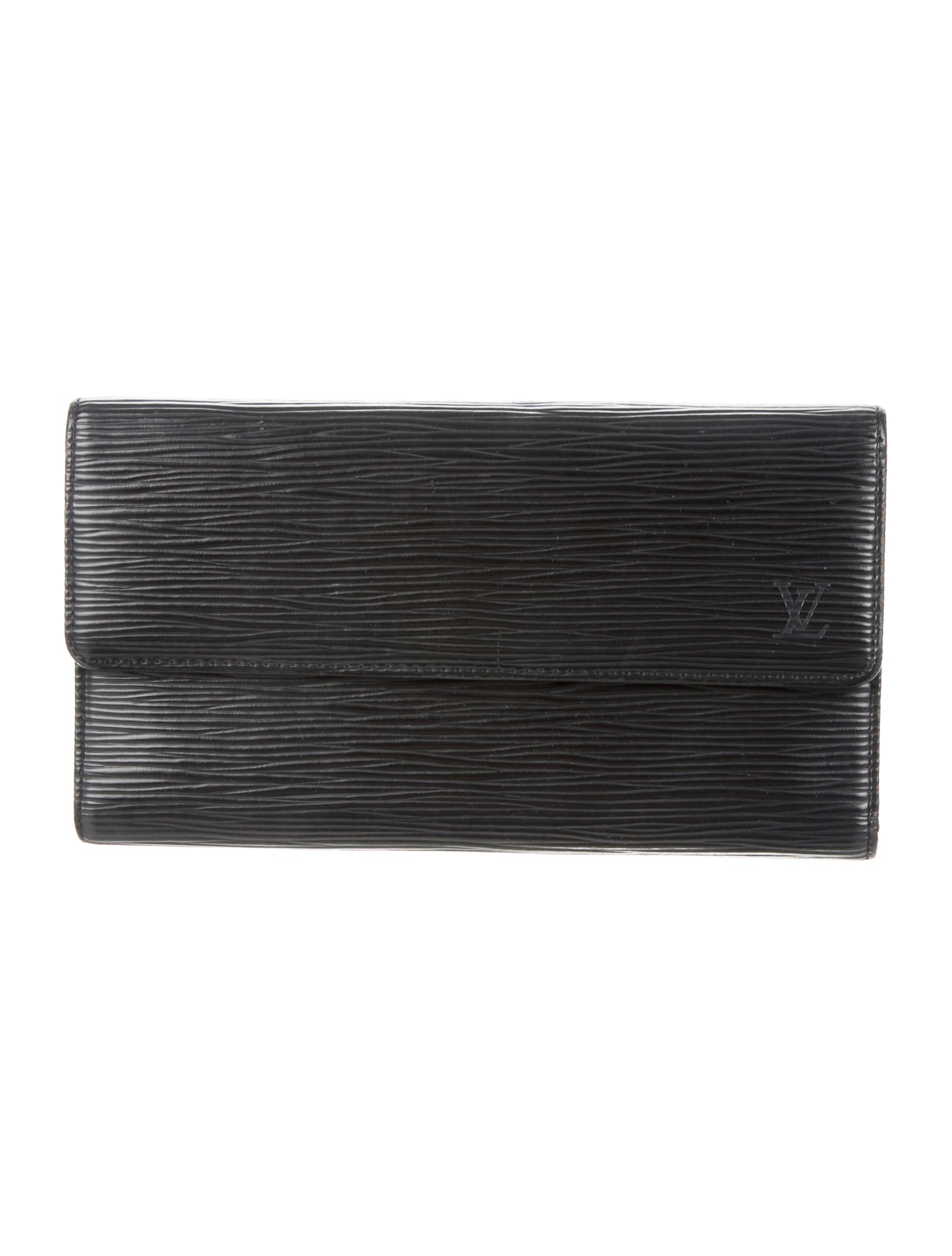 130bfe80e48 Louis Vuitton Epi International Wallet - Accessories - LOU155780 ...