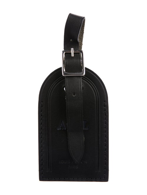 5ef8d442a0b5 Louis Vuitton Leather Luggage Tag - Accessories - LOU155947