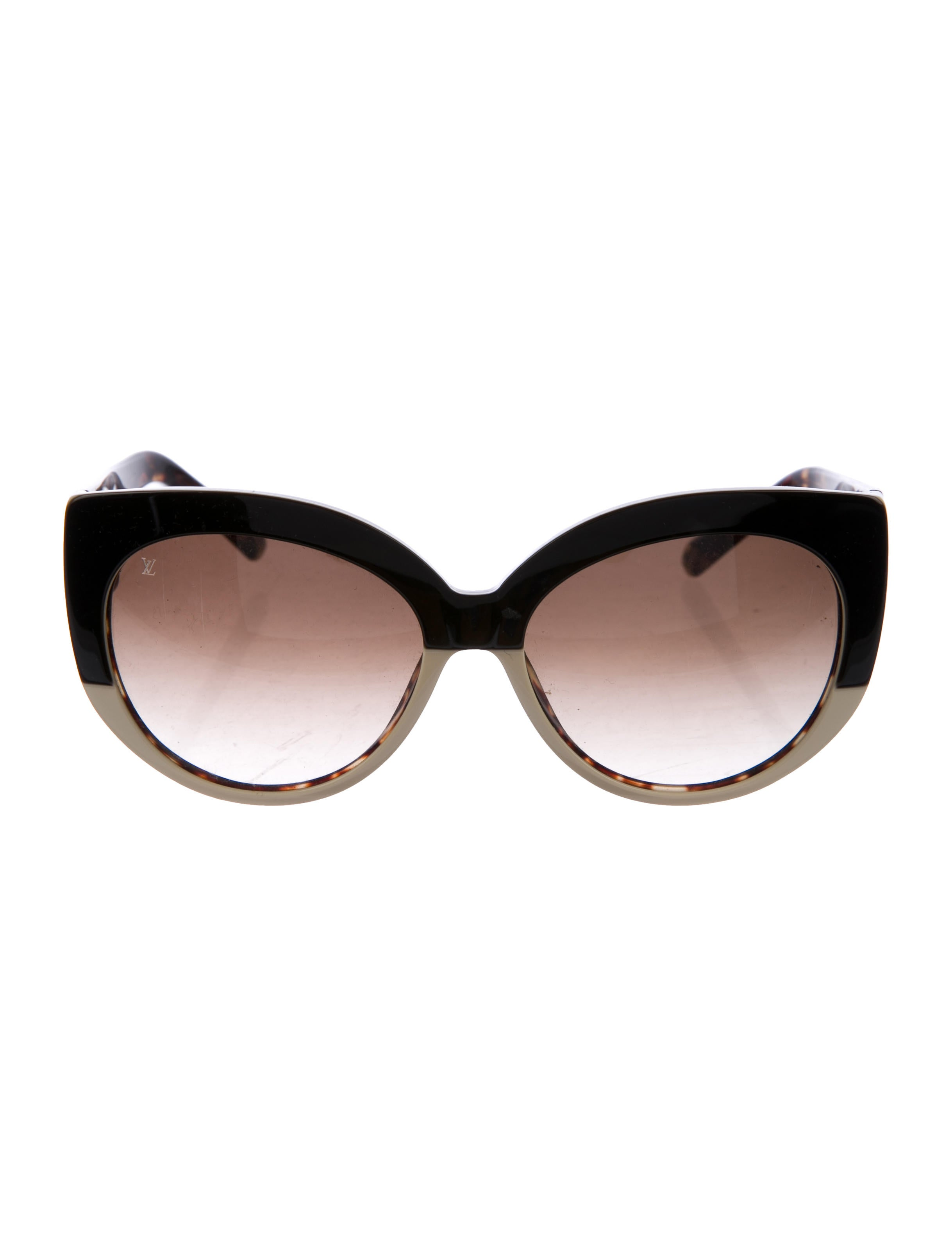 e91f9fa02aa9 Louis Vuitton Veronica Cat-Eye Sunglasses - Accessories - LOU157684 ...