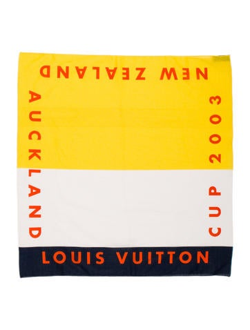 Louis Vuitton World Cup Scarf None