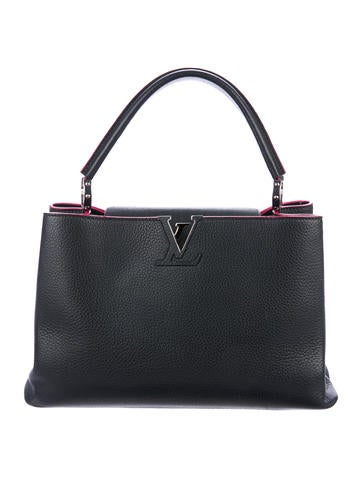 Louis Vuitton Capucines MM None