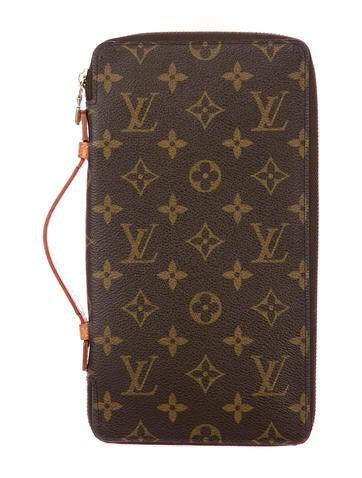 Louis Vuitton Monogram Travel Organizer None
