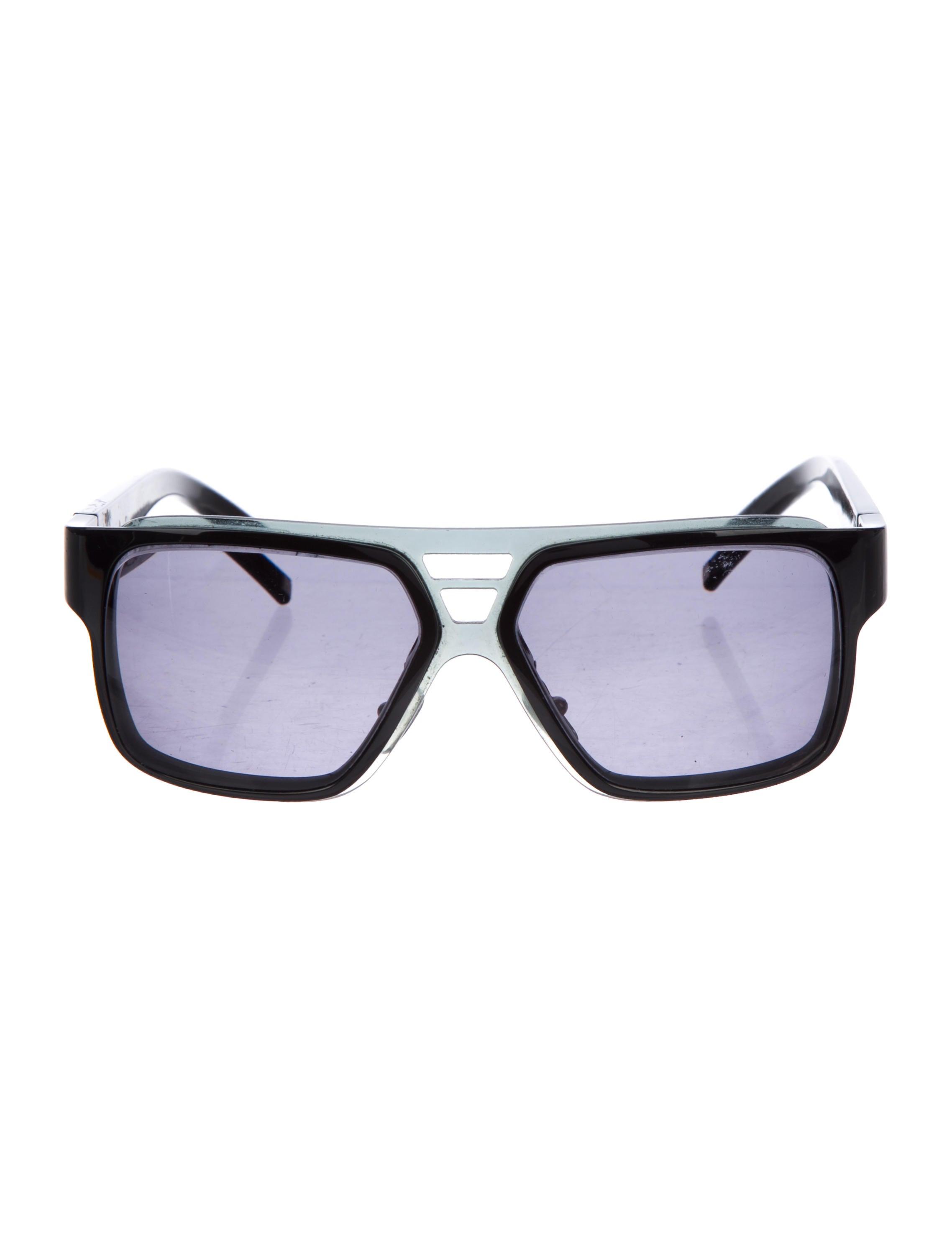 8b4ab74d9e06e Louis Vuitton Enigme GM Sunglasses - Accessories - LOU160435