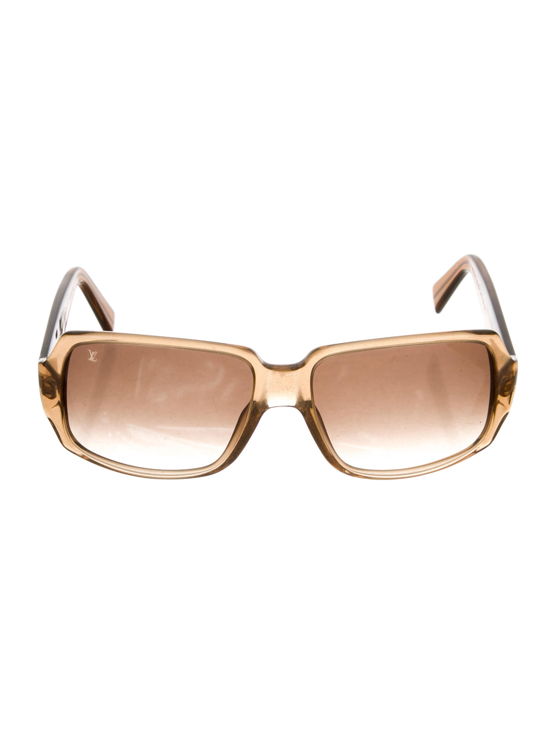 9ad730aa996 Louis Vuitton Obsession Carré Sunglasses - Accessories - LOU161355 ...