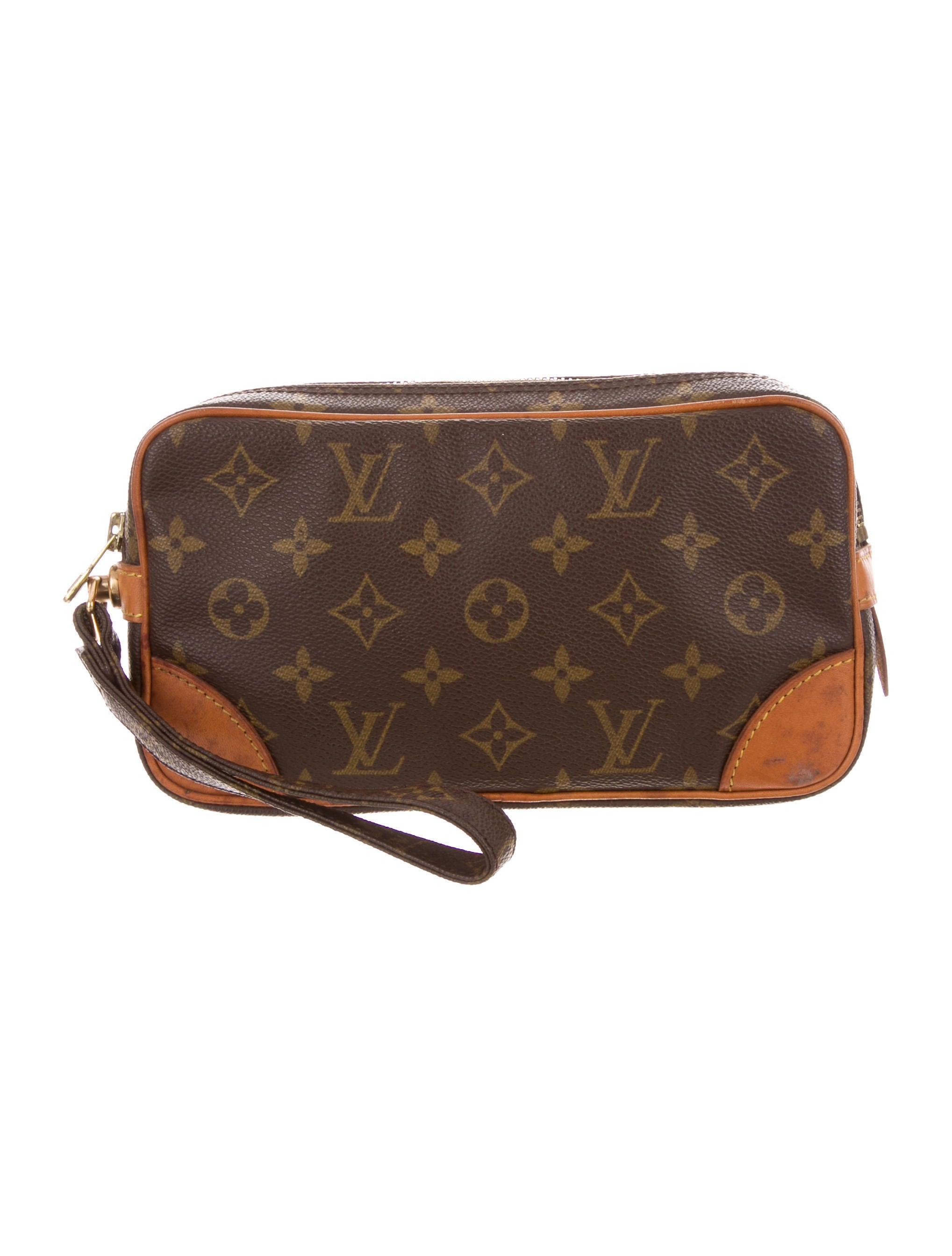 8facc17964cb Louis Vuitton Partition Wristlet - Handbags - LOU34162
