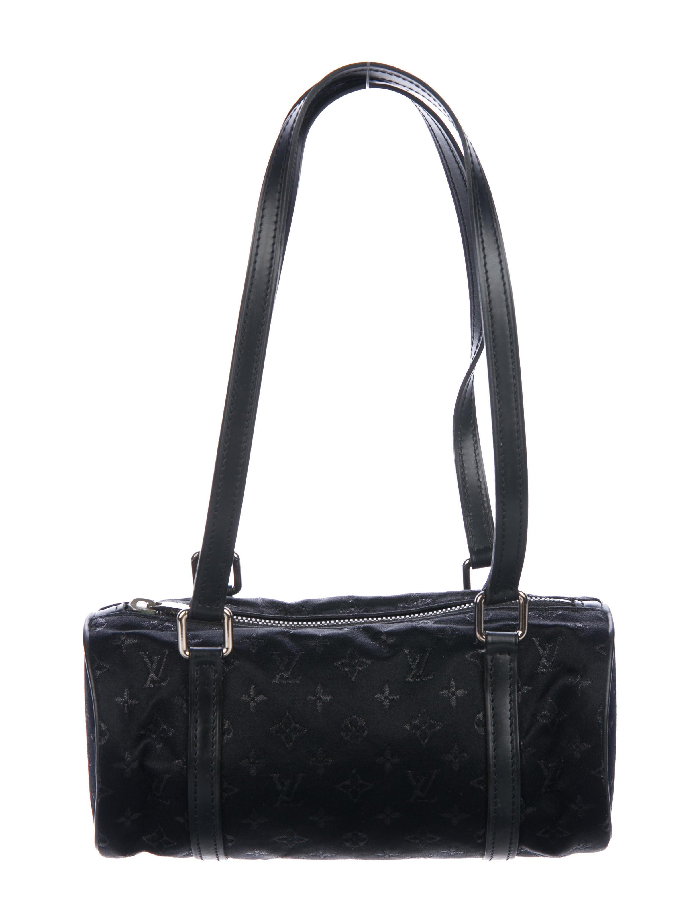 8ca7c41c4019 Louis Vuitton Monogram Satin Mini Papillon - Handbags - LOU164774 ...