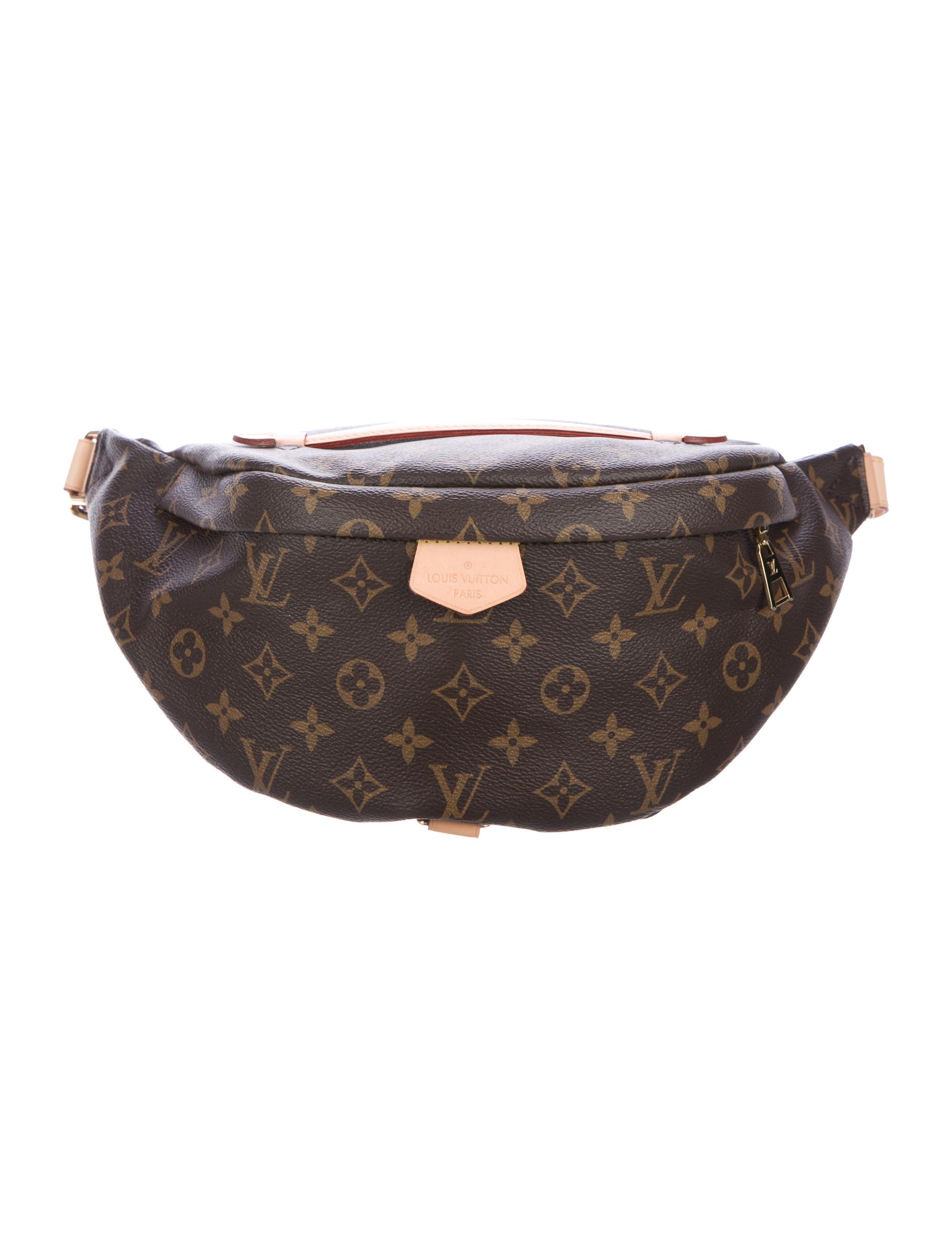 d082919b1e891 Louis Vuitton 2018 Monogram Bumbag - Bags - LOU169028