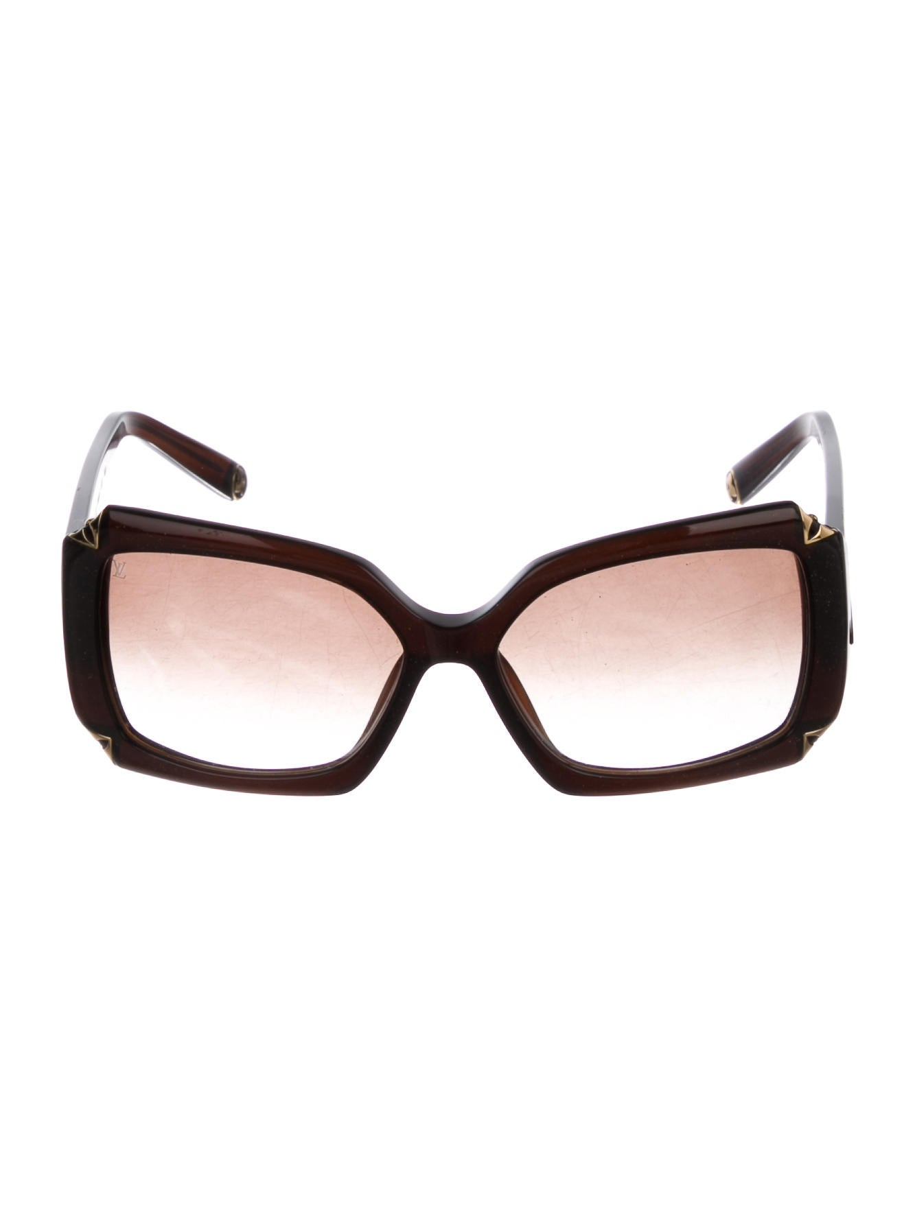 e3b083420c Louis Vuitton Hortensia Cat-Eye Sunglasses - Accessories - LOU171832 ...