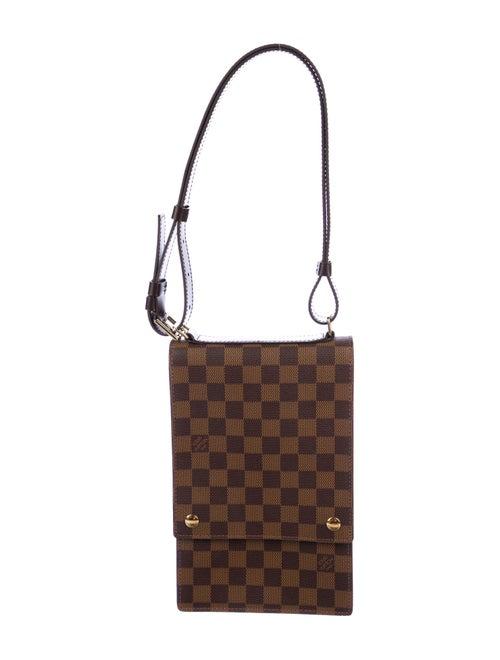 3081fb450832 Louis Vuitton Daimer Ebene Portobello Crossbody Bag - Handbags ...
