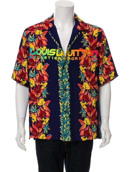 eb18b8dd Louis Vuitton 2018 Hawaiian Shirt - Clothing - LOU175882   The RealReal