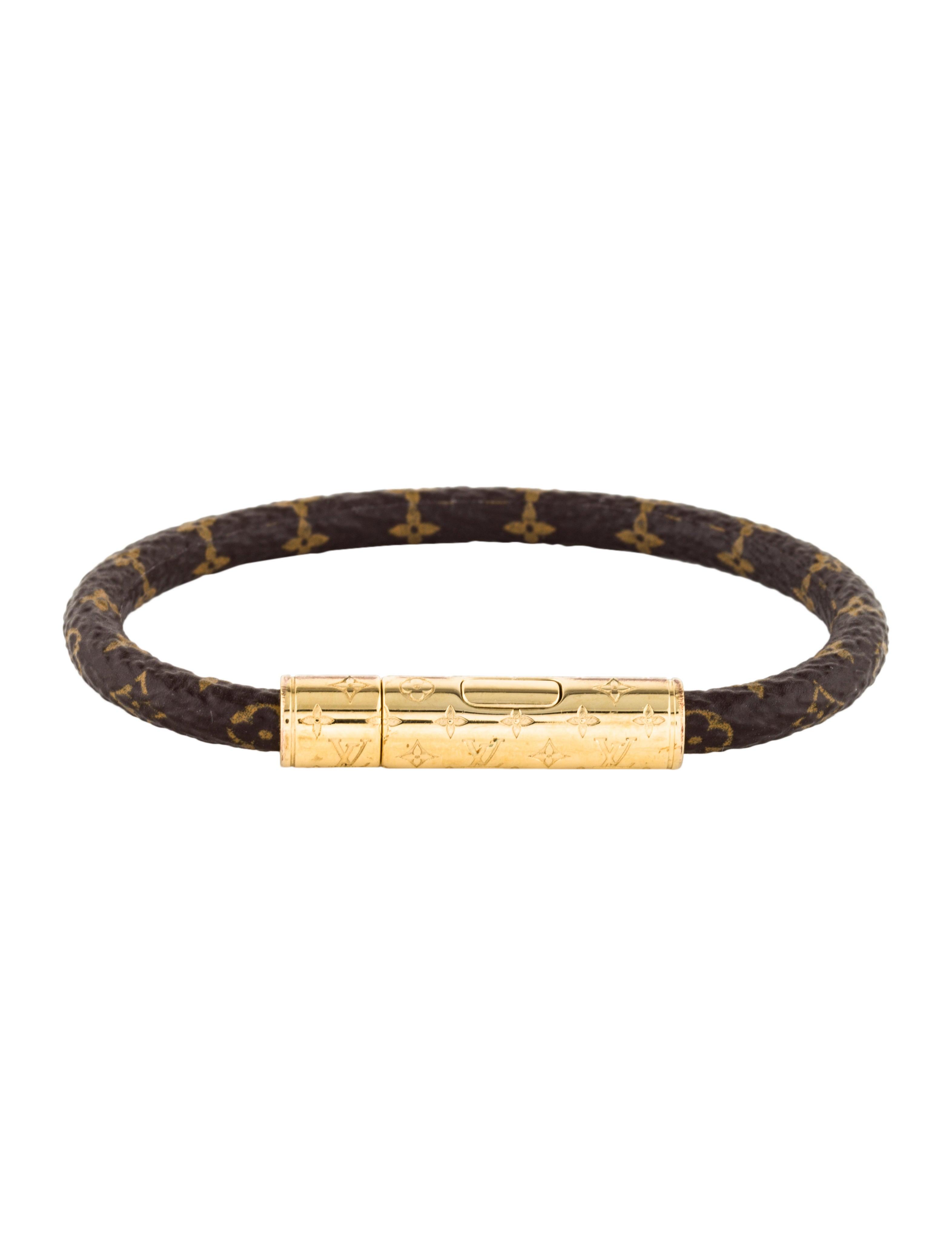 680160736d719 Louis Vuitton LV Confidential Bracelet - Bracelets - LOU182724