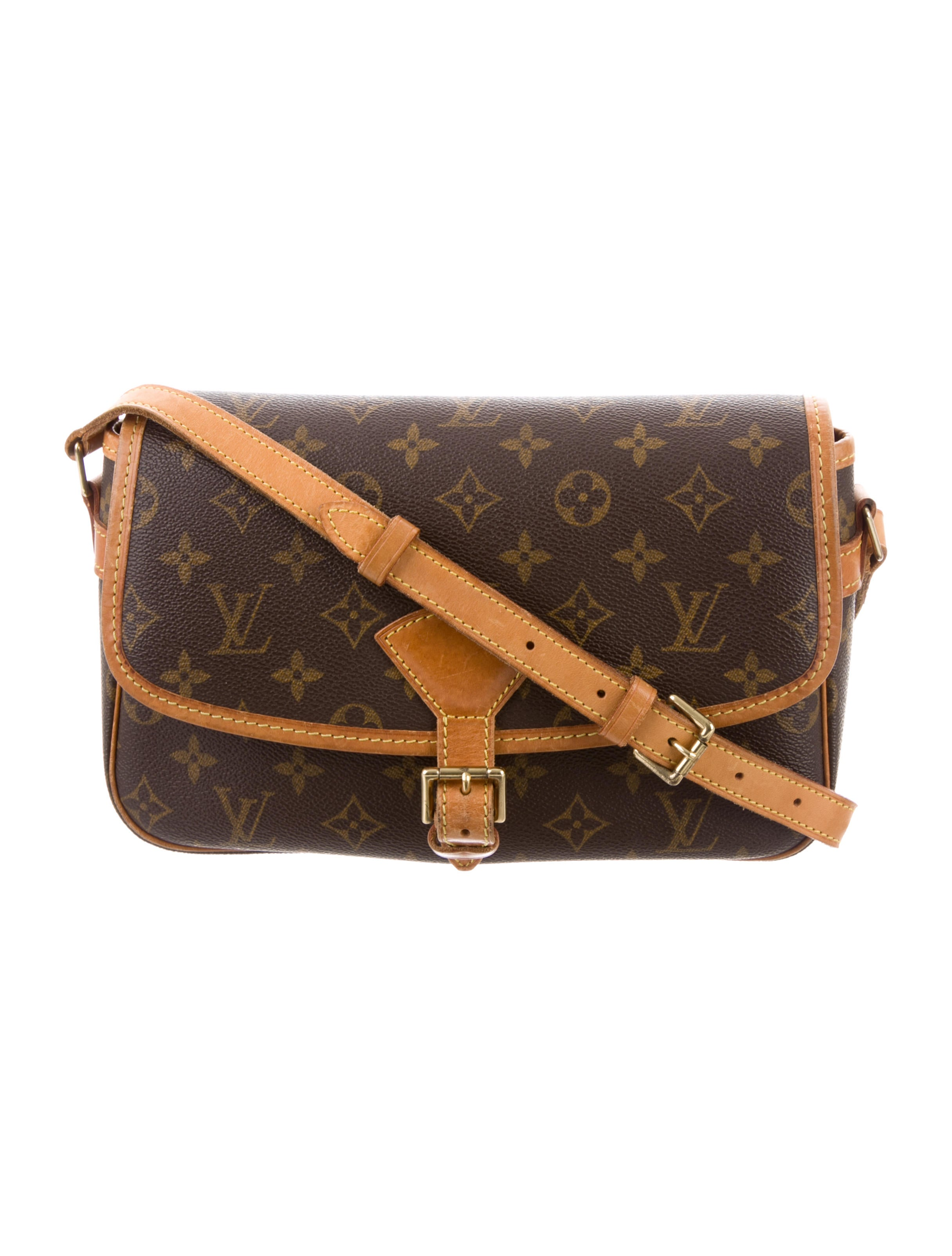 b0edf07ab311 Louis Vuitton Monogram Sologne Crossbody - Handbags - LOU100494 ...