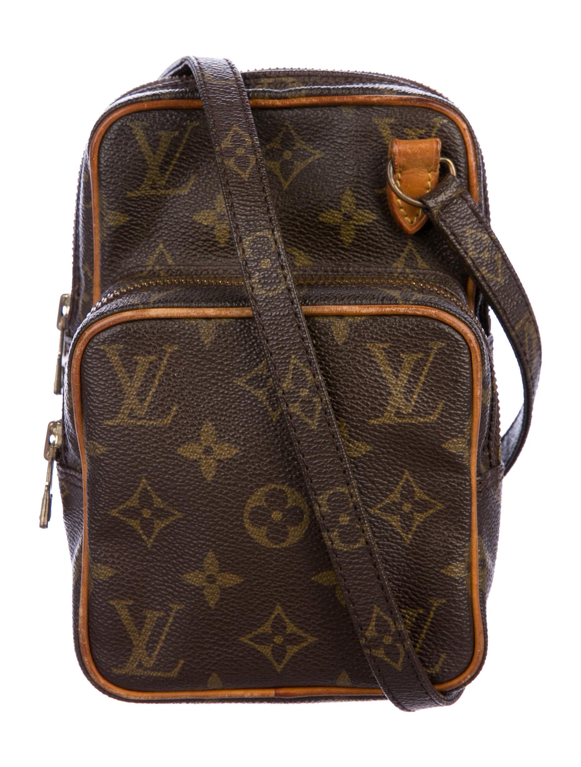 c872846c8605 Louis Vuitton Monogram Mini Danube Bag - Handbags - LOU62462