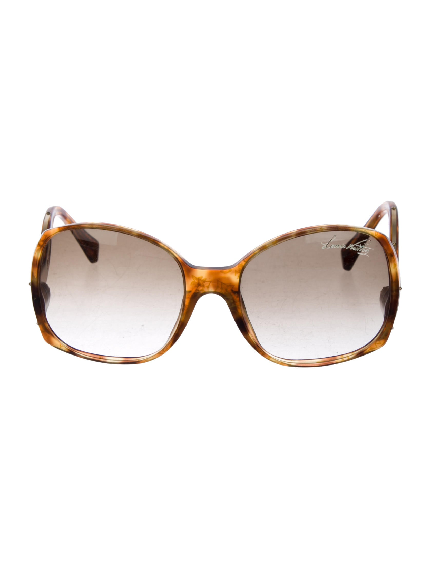 f820241d84e3 Louis Vuitton Gina Glitter Sunglasses - Accessories - LOU186721 ...