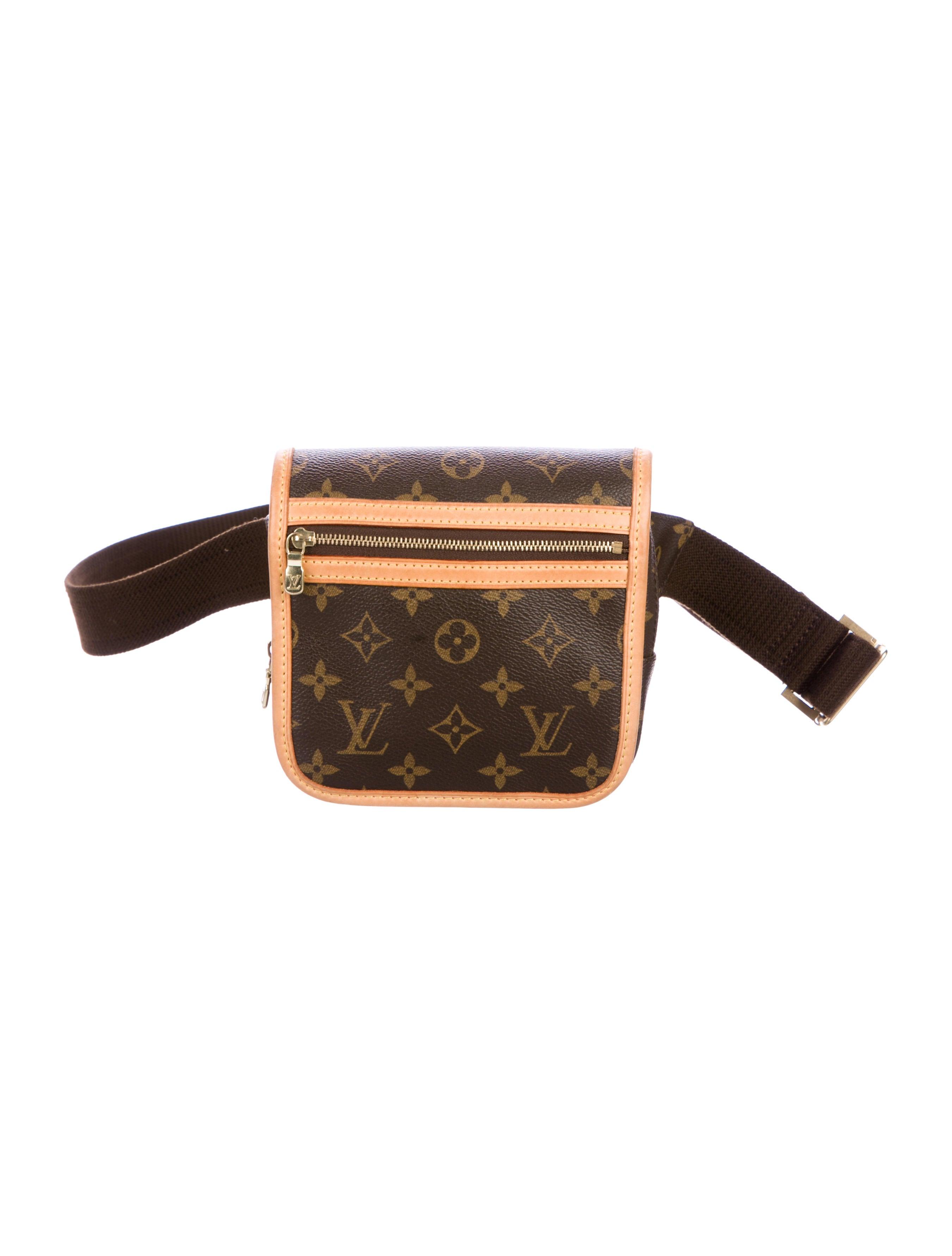 cd021441c176 Louis Vuitton Monogram Bosphore Waist Bag - Handbags - LOU191737 ...