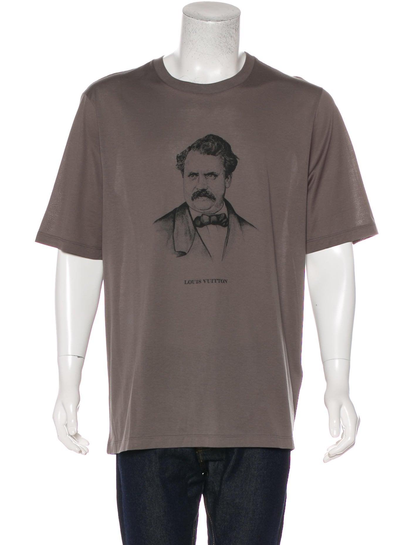 1e59a663a348 Louis Vuitton Graphic T-Shirt w  Tags - Clothing - LOU191753