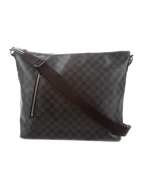 2b456e62b Louis Vuitton Damier Graphite Mick GM - Bags - LOU191805 | The RealReal