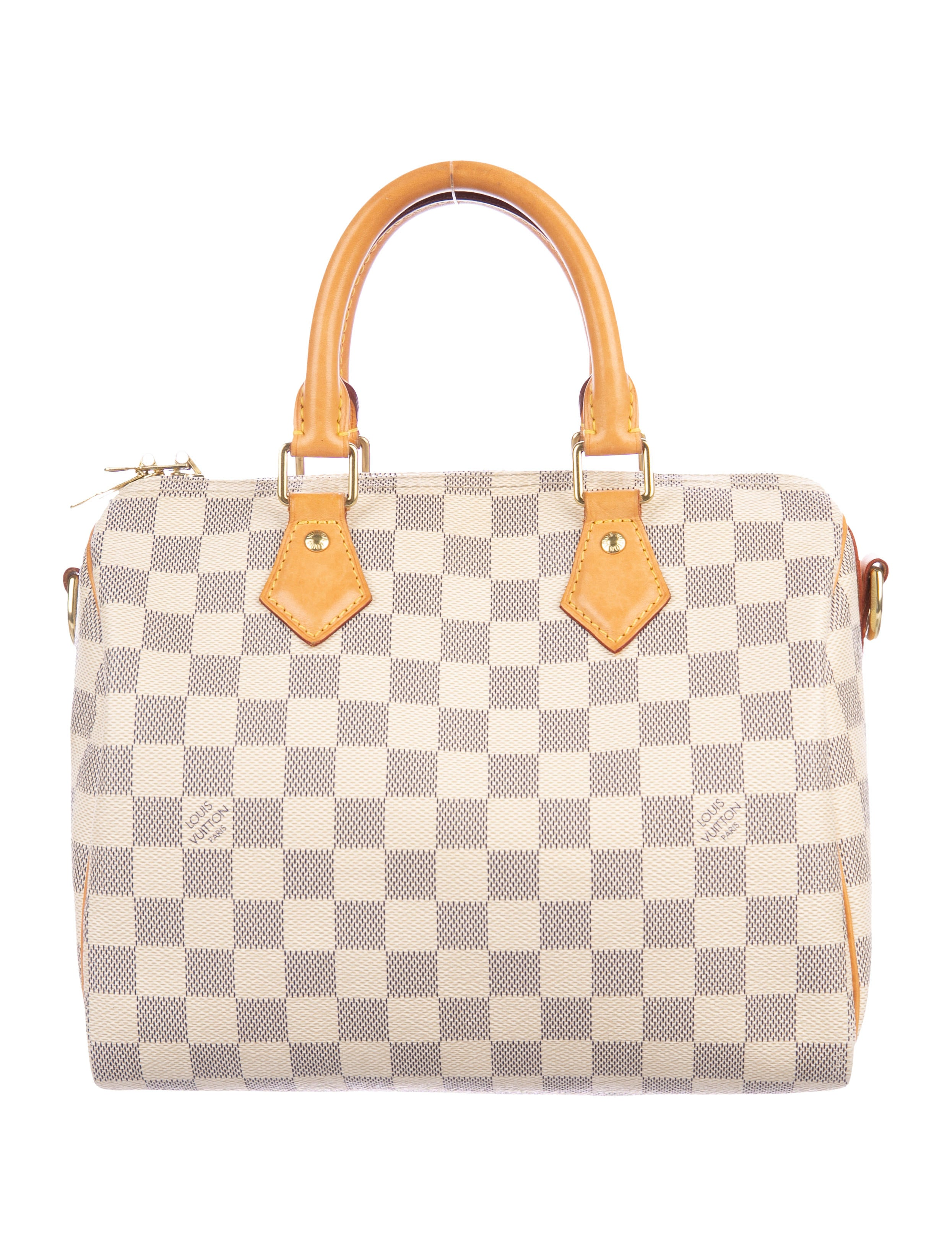 a97baa5e67fc Louis Vuitton Damier Azur Speedy Bandoulière 25 - Handbags ...