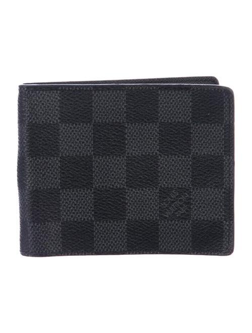 f3937bcb17ed Louis Vuitton 2016 Damier Graphite Pince Wallet - Accessories ...