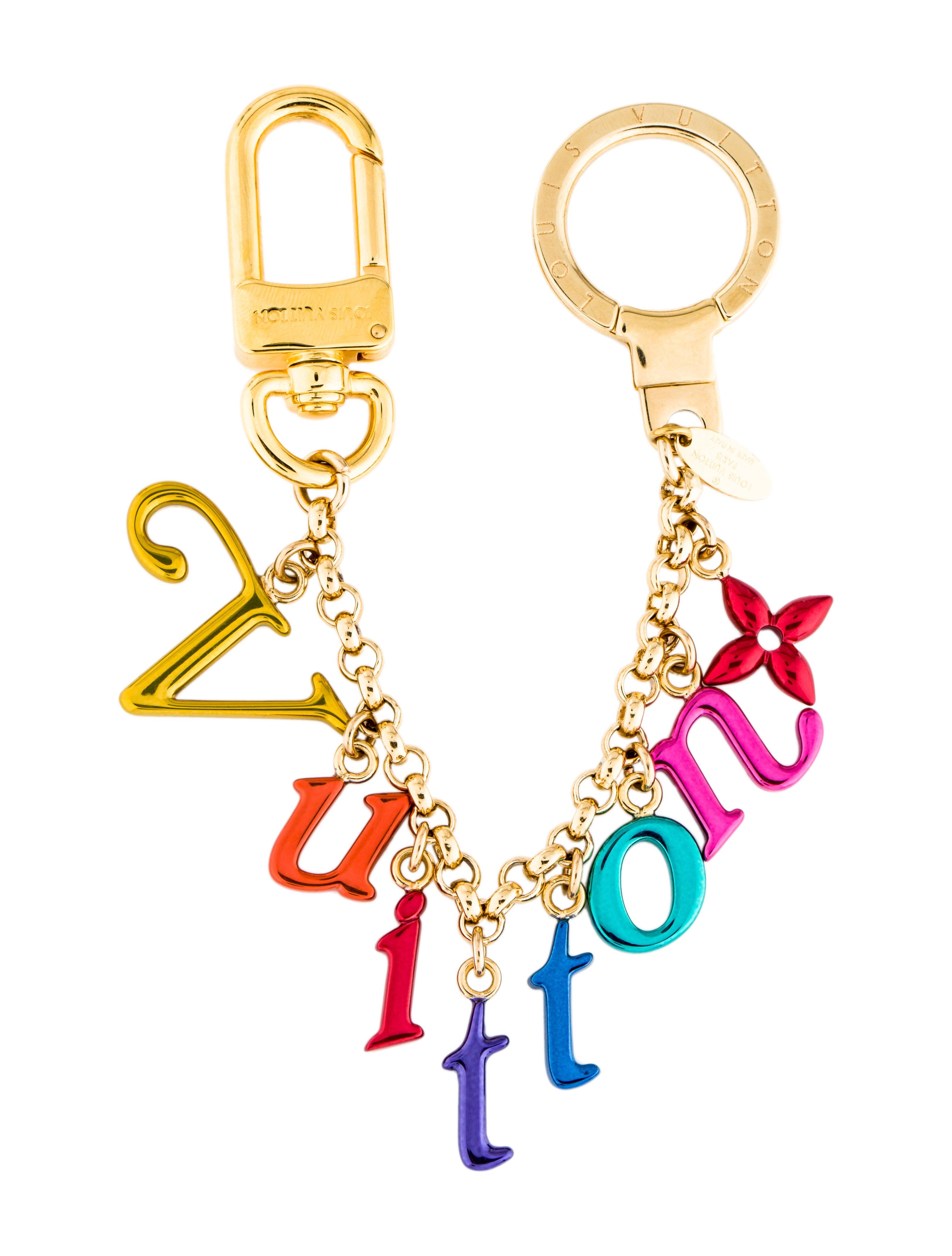 97b14d766 Louis Vuitton New Wave Chain Bag Charm - Accessories - LOU195924 ...