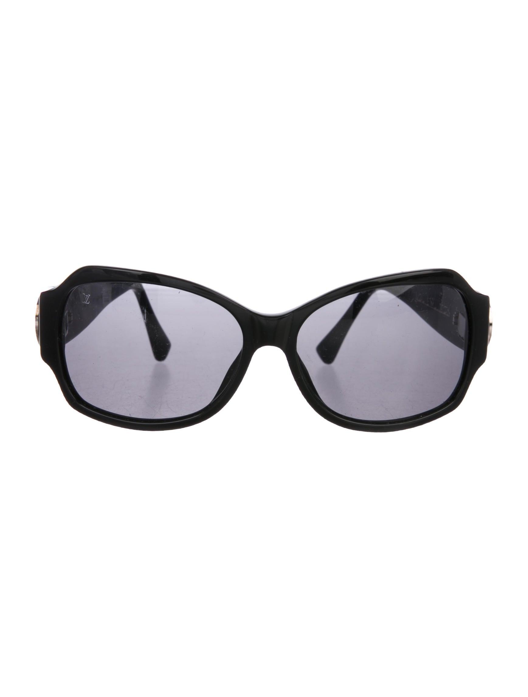 a8b5485cb96 Louis Vuitton Ursula Strass Sunglasses - Accessories - LOU198228 ...