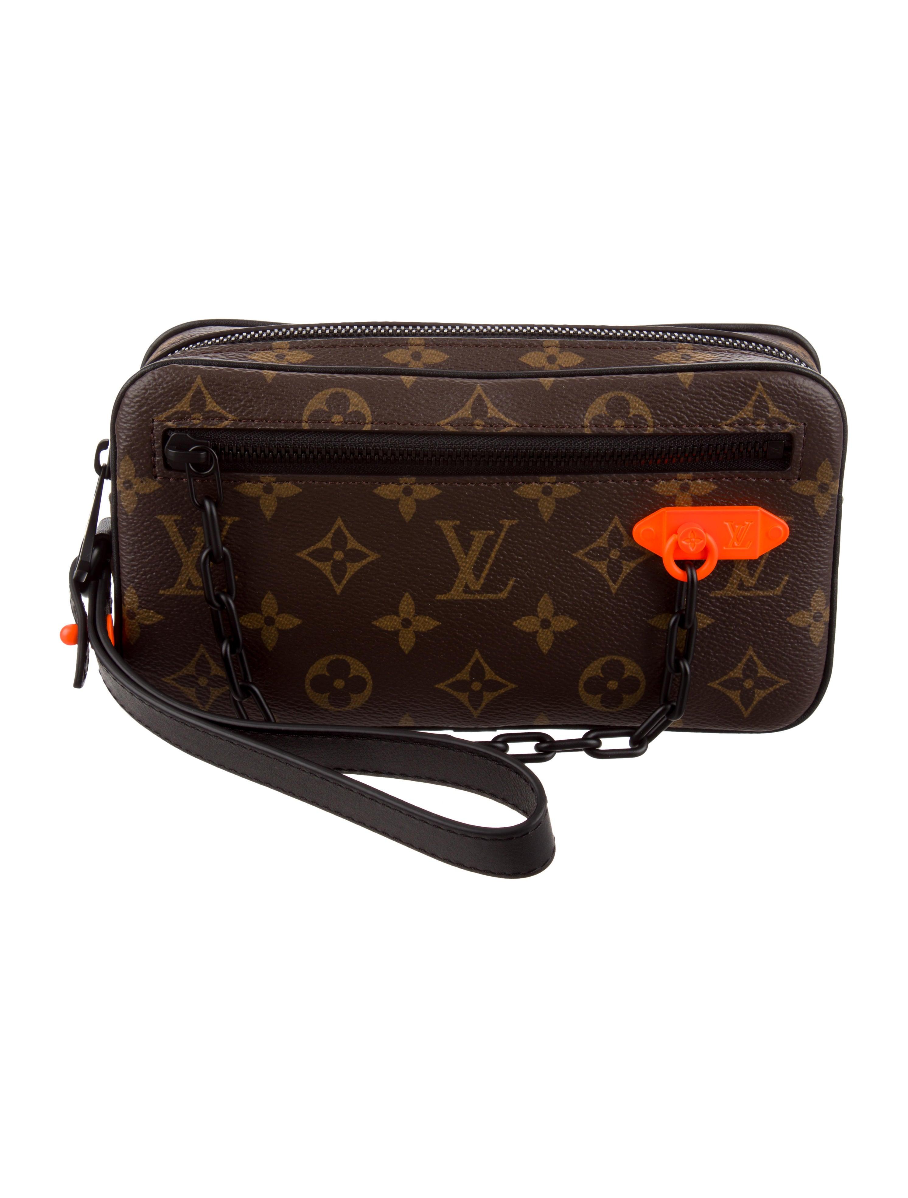7de6a70e93 Louis Vuitton 2019 Monogram Pochette Volga - Bags - LOU198892   The ...