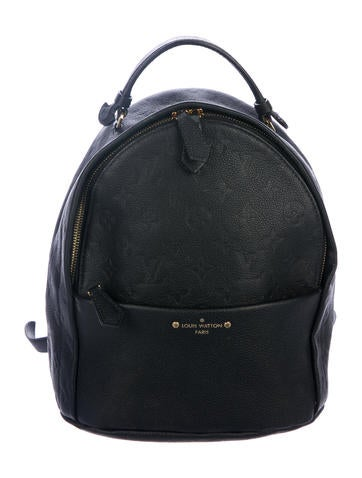 louis vuitton backpack   The RealReal b12c34e4c7